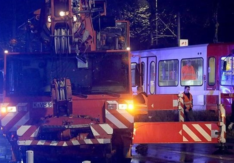 Scores Injured in Cologne Tram Collision