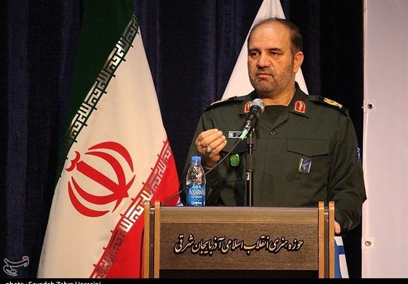 تبریز| خرید کالای خارجی در همه رده های سپاه عاشورای آذربایجان شرقی ممنوع شد