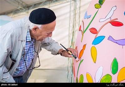 تزیین طهران لإستقبال عید النوروز