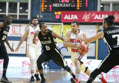 بسکتبال باشگاه های غرب آسیا| پیروزی پتروشیمی مقابل نماینده سوریه