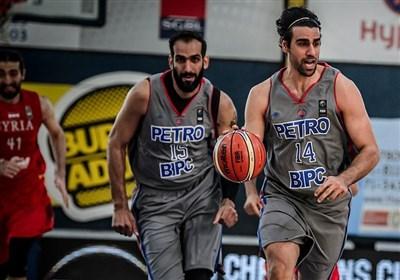 بسکتبال باشگاه های غرب آسیا|پتروشیمی قهرمان شد