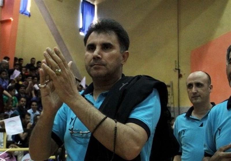 میرحسینی: مشکل خاصی بین من و سرمربی سایپا به وجود نیامد
