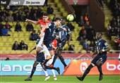 لوشامپیونه| موناکو با حداقل اختلاف پیروز شد