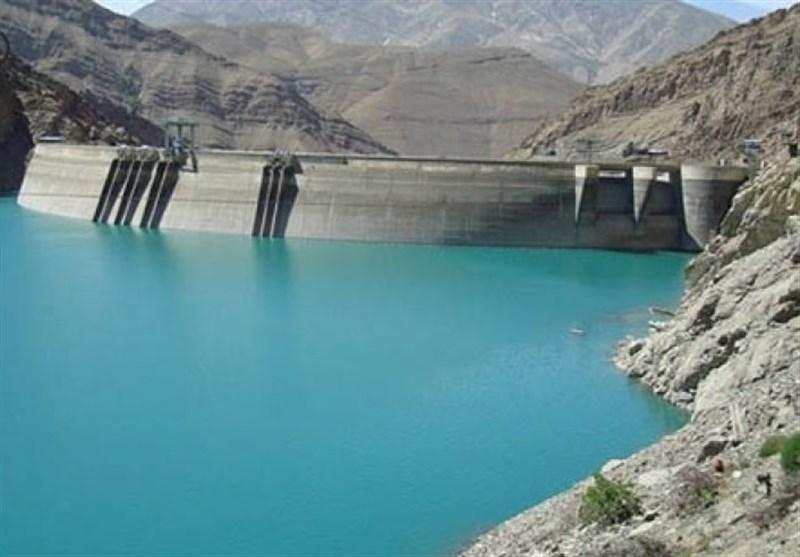 کرمانشاه| میزان آورده پشت سدهای استان کرمانشاه تنها 50 درصد است