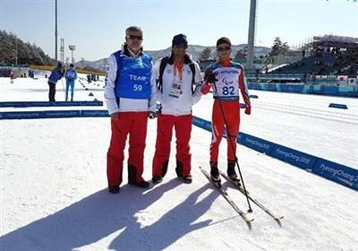 پارالمپیک زمستانی 2018 | ابوالفضل خطیبی بیست و دوم شد