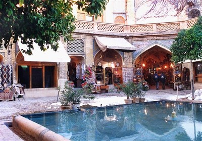 Saraye Moshir: Traditional Bazaar in Shiraz