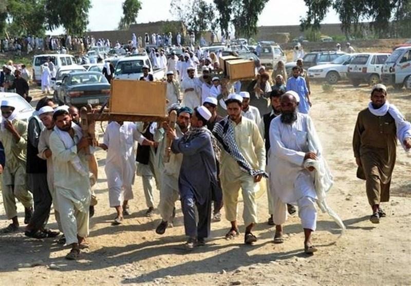 کشتار غیرنظامیان افغان توسط نیروهای آمریکایی در شرق افغانستان