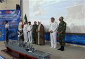 راهیان نور| مراسم تجلیل از خانواده شهدای نیروی دریایی ارتش+عکس