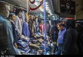 بیرجند| بازار گرانی شب عید و جیبهای خالی مردم