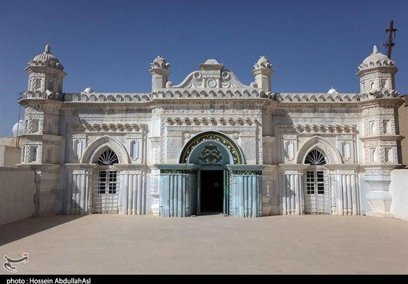 Rangoonis Mosque in Abadan, Southwest of Iran