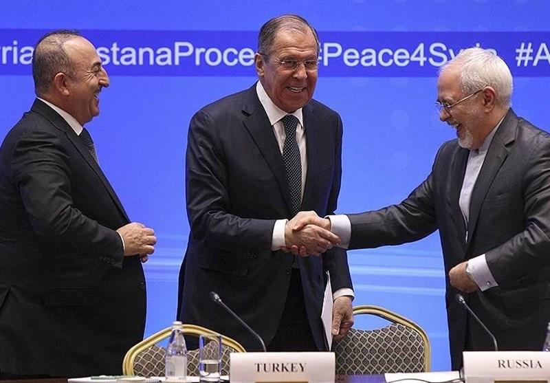نگرانیهای روسیه، ایران و ترکیه از روند اوضاع در سوریه