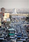 ترافیک در محورهای منتهی به استانهای شمالی سنگین تا نیمه سنگین است