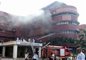 Fire Prompts Evacuation of Malaysia's Largest Public Hospital