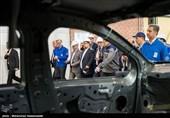 بازدید محمد شریعتمداری وزیر صنعت از خط تولید پژو 301