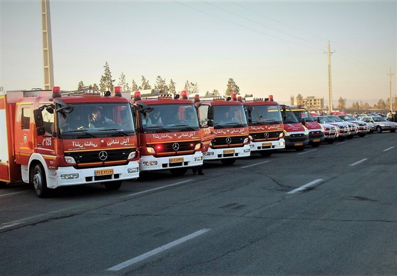 ممنوعیت واردات تجهیزات آتشنشانی برداشته میشود