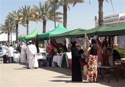 برگزاری نخستین خیمه فرهنگی دانشجویان ایرانی در عمان+ تصاویر