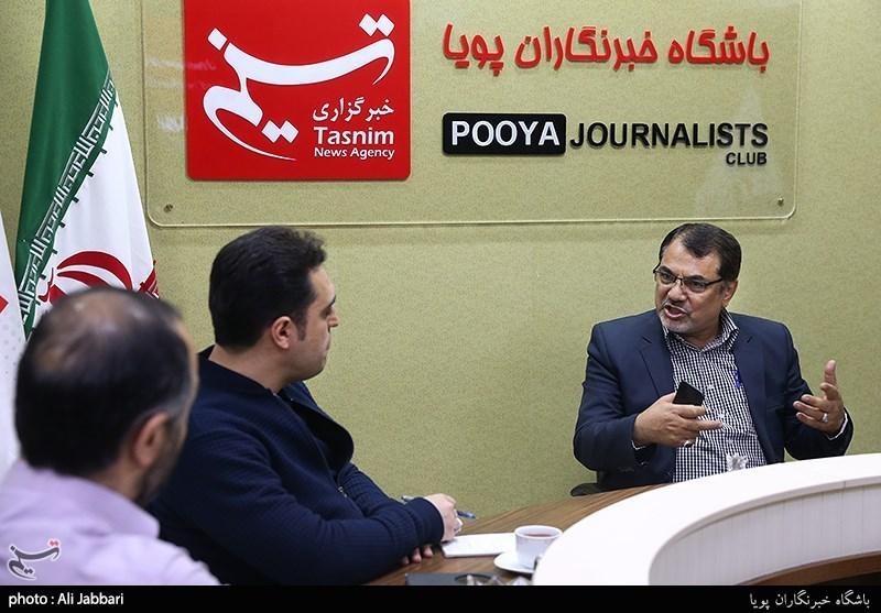 حسین رویوران کارشناس ارشد مسائل منطقه در میزگرد بررسی تحولات فلسطین در سال96