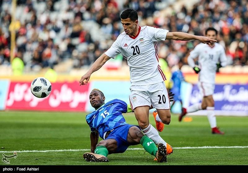 درخواست رئیس فدراسیون فوتبال سیرالئون از فیفا برای تحقیق در مورد احتمال تبانی با ایران