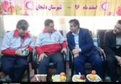 مرکزی| 20 پایگاه هلال احمر استان مرکزی ایام نوروز به مسافران خدمترسانی میکنند