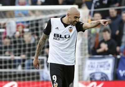 لالیگا|والنسیا با بردی خانگی به لیگ قهرمانان نزدیک شد