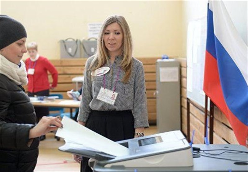 Russia Goes to Polls to Elect New President