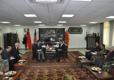 تاکید انگلیس بر ایفای نقش فعال در روند صلح افغانستان