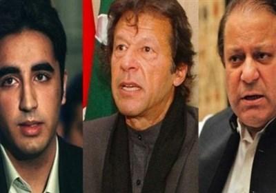 گزارش تسنیم از افزایش فعالیت های انتخاباتی سه حزب بزرگ پاکستان