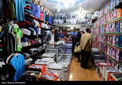 بازار سرپل ذهاب در آستانه سال نو