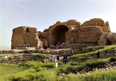 Palace of Ardashir Shiraz, Iran