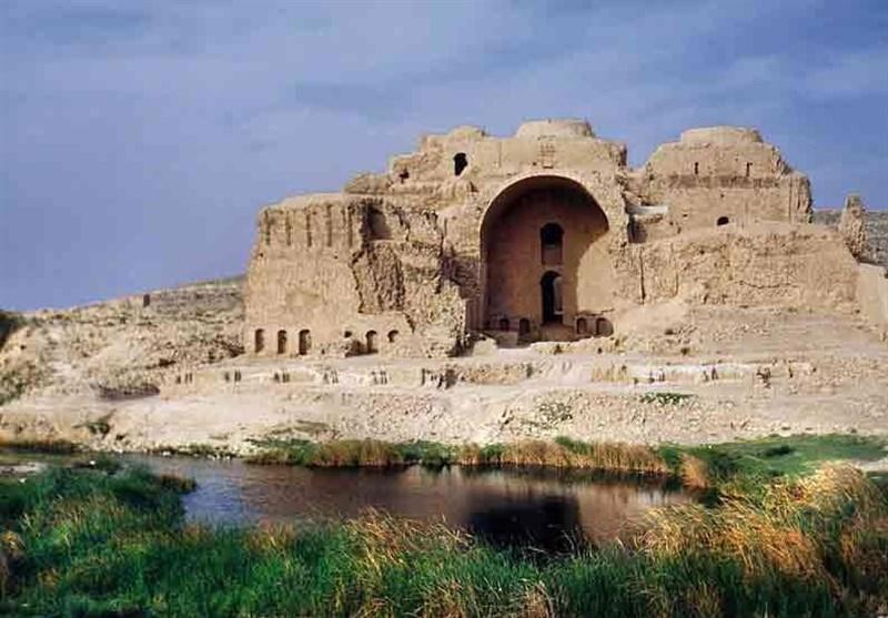 43 هزار گردشگر از منظر باستانی ساسانیان فارس بازدید کردند
