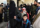 Russia Says over 20,000 People Left Syria's Ghouta Sunday