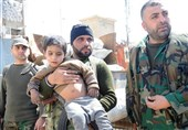 Syria Army Facilitates Evacuations of Thousands of Civilians from Ghouta (+Photos)