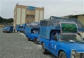 بیرجند| آستان قدس رضوی به دانش آموزان محروم خراسان جنوبی 250 میلیون تومان کمک کرد