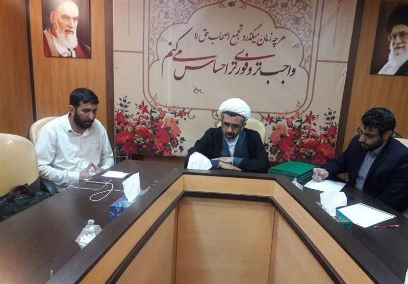 خرمآباد|همایش پیادهروی اربعین مانور سیاسی- مذهبی در عراق ایجاد کرد