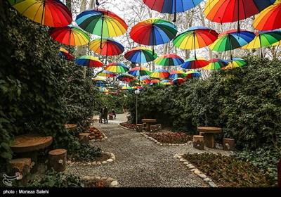 حديقة الزهور في اصفهان