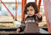 کودکان در مناطق زلزله زده - کرمانشاه