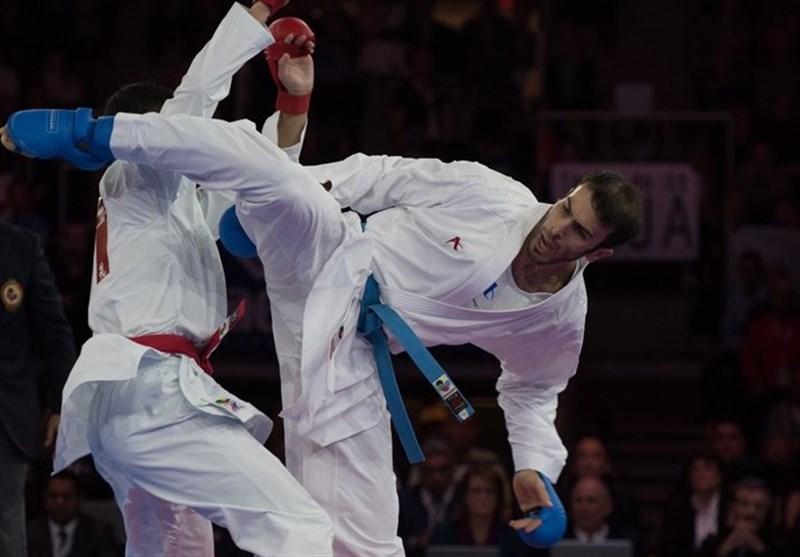 Iran's Bahman Askari Takes Karate World Championships Gold