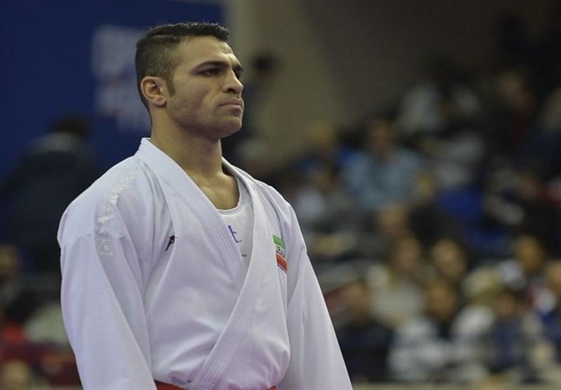 لیگ برتر کاراته وان ژاپن| پورشیب به مدال نقره رسید