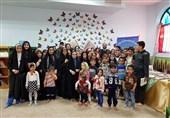 قم| چهل و هشتمین نشست کتاب خوان کودکان و نوجوانان برگزار شد