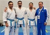کاراته کاتای تیمی به مدال نقره رسید/ پایان کار نمایندگان ایران با 3 مدال نقره