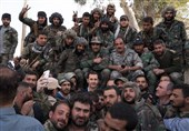 الاسد یؤکد ان الجیش السوری قام بغییر الخریطة السیاسیة والموازین العالمیة