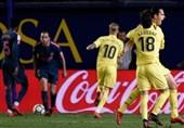 لالیگا| اتلتیکومادرید با شکست در «سرامیکا» بارسلونا را به قهرمانی نزدیک کرد