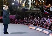 رکوردی جدید برای پوتین؛ بیش از 55 میلیون روس به وی رای دادند