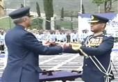ایئرمارشل مجاہد انور خان نے پاک فضائیہ کی کمان سنبھال لی