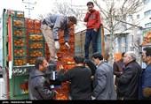 بازار میوه شب عید در ارومیه تنظیم نیست