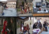 تسنیم گزارش میدهد/ «باغ بابر» میزبان جشن نوروزی «آیفیلم2» در کابل+ تصاویر اختصاصی