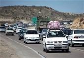 ترافیک محورهای شمالی کشور پرحجم و روان/ محورهای شرق تهران نیمهسنگین است