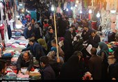 تبریز|حال و هوای بازار تبریز در آستانه نوروز بهروایت تصویر