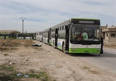 ایجاد سومین گذرگاه در غوطه شرقی برای خروج غیرنظامیان
