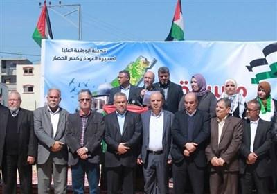 """هدف فلسطینیان از برگزاری راهپیمایی """"بازگشت"""" چیست؟"""
